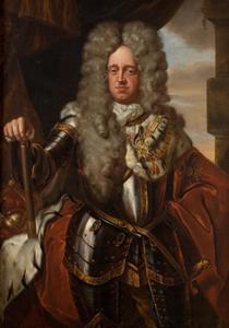 Portret van Johann Wilhelm, keurvorst van de Palts (1658-1716)