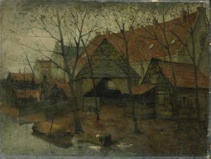 De Vinkenbuurt bij Amsterdam