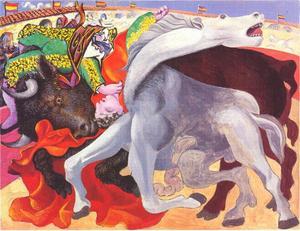 Corrida: dood van de torero