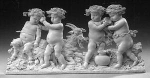 Drie kinderen en een sater