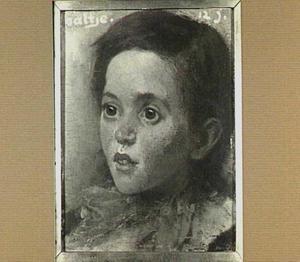 Portret van Aaltje, 12 jaar