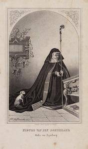 Portret van Elburg van den Boetzelaer (1510-1568)