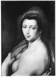 Portret van een vrouw, à l'antique