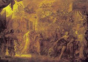 Christiaan IV als bemiddelaar in de dertigjarige oorlog