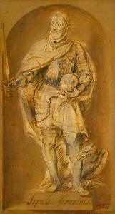 Standbeeld van keizer Karel V