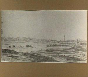 Duinlandschap bij Den Haag