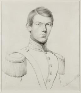 Portret van François van Aerssen Beijeren van Voshol (1832-1906)