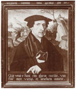 Portret van Nicolaus Cannius (1504-1555)