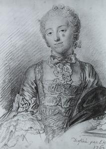 Portret van Agneta Geertruid van Lockhorst ( -1788)
