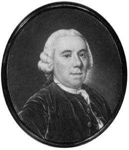 Portret van Jean Louis van Alderwerelt (1711-1778)