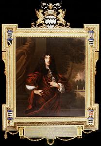 Portret van Frederik Adriaan van Reede van Renswoude (1659-1738)