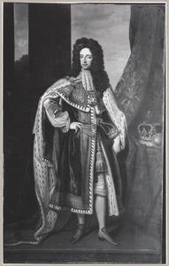 Portret van Willem III van Oranje-Nassau (1650-1702)