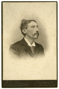 Portret van Francois Laurans
