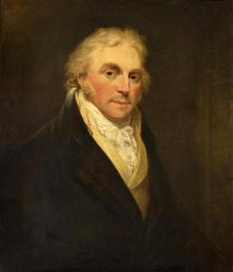 Portret van Daniel Mesman (1762-1834)