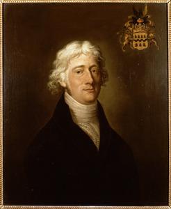 Portret van Pieter Jacob de Bye (1766-1836)