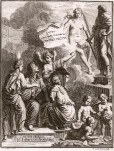Allegorie op het leven van de apostel Paulus