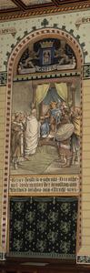 Keizer Hendrik II schenkt Drenthe in 1024 aan Adelheid, bisschop van Utrecht