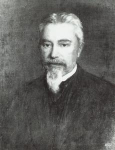 Portret van Theodoor Herman de Meester (1851-1919)