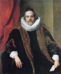 Portret van Jacques le Roy, Seigneur van Herbaix (?-?)