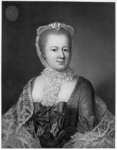 Portret van Cornelia Martina Vlaerdingerwout (1726-1762)