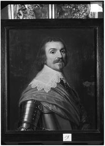 Portret van John Cromwell ( -1663)