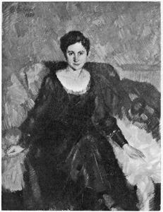Portret van Helena Henriette Catharina Stupp (1878-..?)