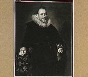 Portret van Nicholaes Woutersz. van der Meer (1575-1638)