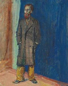 Portret van Gerardus Hermanus Johannes Sluijter (1901-1985)