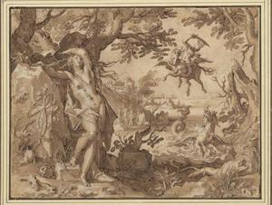 Perseus en Andromeda (Metamorfosen 4:665-739)