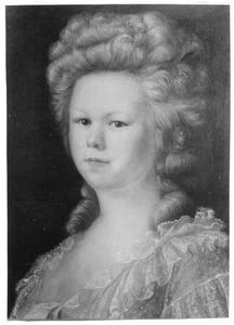 Portret van Mauritia Theodora Hilgers (1765-1802)