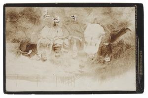 Portret van de families Schrijver, Thämer en Fuchs