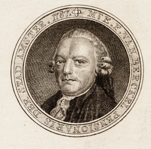Portret van Engelbert Francois van Berckel (1726-1796)