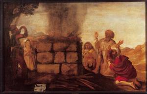 Het offer van Noach  (Genesis 8:20)