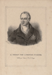 Portret van Leopold van Limburg Stirum (1758-1840)