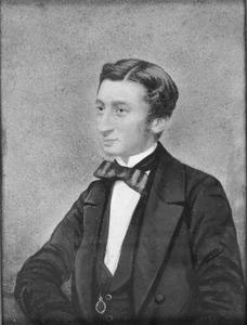Portret van Martinus Hijmans