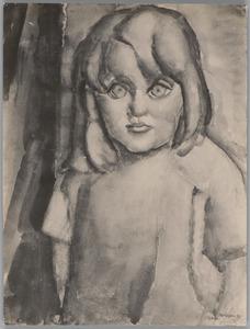 Jobina, meisjesportret