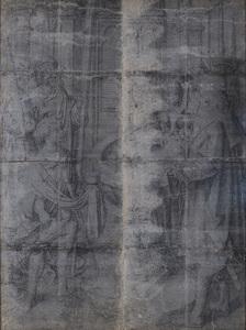 Eerste sacrament; Doop (De vroege cartons, nr. 1)
