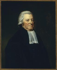 Portret van Everwinus Wassenbergh (1742-1826)