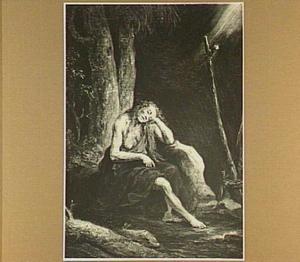 De boetvaardige Maria Aegyptica in de wildernis