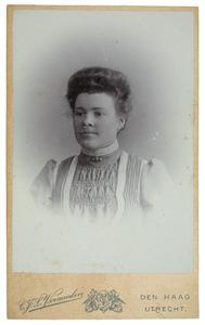 Portret van Cornelia Broekhove