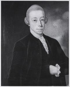 Portret van Roelof van Echten (1731-1797)