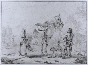 Het grijze paard