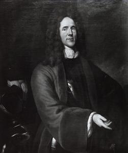 Portret van John Blackadder (1664-1729)