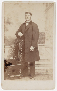Portret van Daniel Terlaak (1834-1904)