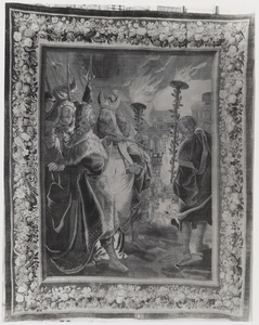 De inwijding van de tempel door Salomo (1 Koningen 8)