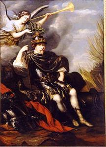 Portret van Gustav II Adolf (1594-1632), koning van Zweden