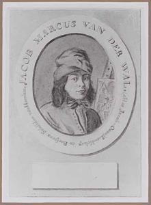 Portret van Jacob Marcus van der Wal (1644-1720)