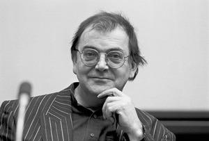 Portret van Paul Panhuysen