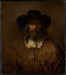 Man met een baard