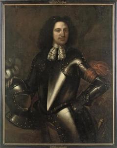 Portret van Thomas Levingstone (1651-1711)